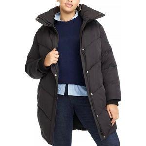 NWT UNIVERSAL STANDARD FOR JCREW Long Puffer Coat
